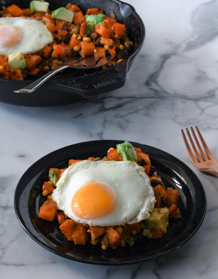 sweet-potato-breakfast-hash-plated